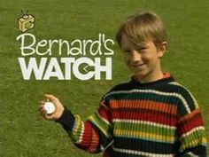 Bernards watch: We all wanted that watch!! lol, A show about Bernard the jammy little sod that had a watch that stops time,he gets up to all sorts of capers and PG style adventures. A Citv series (I was definately a Citv kid!) Cbbc was pants. Of course this being an itv production all expense was definately spared (dont get me wrong it didnt look as terrible as the wobbly walled crossroads) but you would think for such a great idea they would put thier hands a bit deeper in their pockets!.