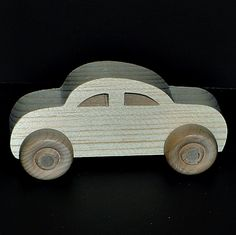 Birthday Party Pack 20 Handcrafted Wood Toy Cars BP-55BH-U unfinished or finished