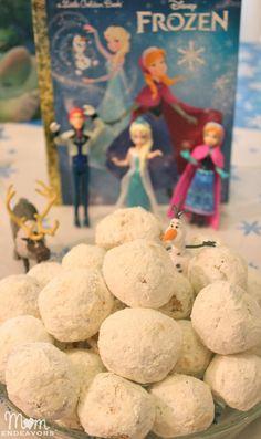 Disney FROZEN Snowballs fun food--this website is GOLDEN!!!!  TONS of ideas!!!