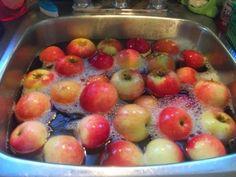 Így távolíthatod el a permetszereket a zöldségekről és a gyümölcsökről