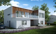 Svenskhomes Timber Homes