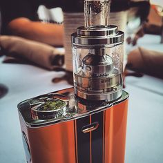 Goblin mini by Youde coming soon!! This little 28mm high RTA holds 3ml of juice!!! #youde #ud #righttovape #tempcontrol #KindaVapeFamous #instagood #originvape #subohm #zephyrus #chaseclouds #cloudchasers #cloudchasing #chasingclouds #vapes #Vapefam #vape
