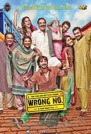 Wrong Number Movie 2015. A story of a middle class guy, passionate about becoming an actor and prove his worthiness to his family. Ditching a job interview as a favor from a father to his son, the story leads to new endeavors.