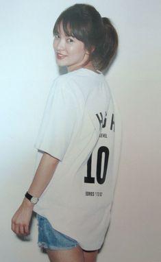 Song Hye Kyo for Studio Concrete