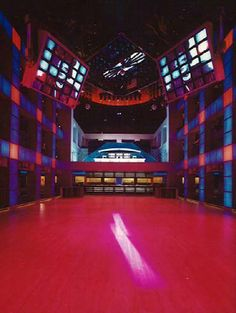Design is fine. History is mine. — Interior of the Studio 54, 1977-81. New…