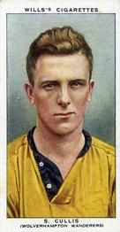 1939-40 W.D. & H.O. Wills Association Footballers #12 Stanley Cullis Front