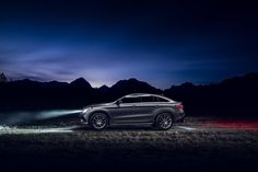 Star light star bright.  #MBPhotoCredit: @cypodesign  #Mercedes #Benz #AMG #GLE450 #GLE #SUV #Coupe #Instacar #carsofinstagram #germancars #luxury
