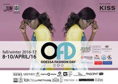 13 TH ODESSA FASHION DAY FALL/WINTER 2016-17 Ss16, Fashion Days, Fall Winter, Blog, Birds, Blogging