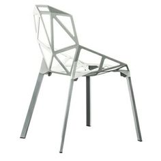 Chaise One #onechair #magis #konstantingrcic #diiiz #chaiseone http://www.diiiz.com/eng/product_details.html/257/chair-one-magis-konstantin-gcric