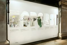 Selfridges A to Z by Wieden + Kennedy | WANKEN - The Art & Design blog of Shelby White