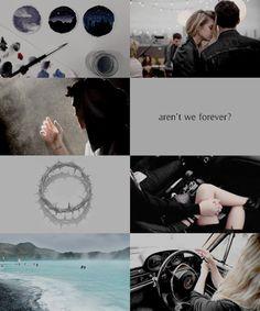 Emma Cordelia Carstairs & Julian Atticus Blackthorn.