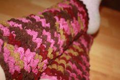 Cozy Crochet Leg Warmers 2 by SisterHippies on Etsy