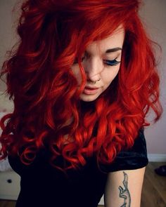 55 Expressive Emo Hairstyles for Girls — Choice of a Nonconformist
