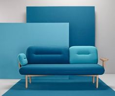 Cosmo Chameleon Couch by La Selva for Missana