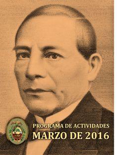 Sociedad Mexicana de Geografía y Estadística, A.C.: PROGRAMA DE ACTIVIDADES DEL MES DE MARZO DE 2016
