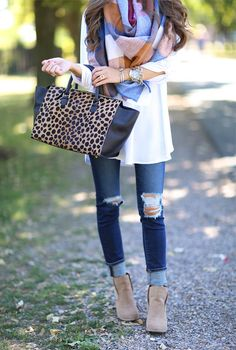 My Favorite Fall Outfit…