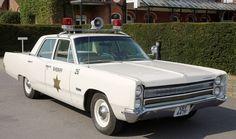 Fury III police car