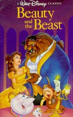 My favorite Disney Princess movie!!! The Beast is my favorite prince :P
