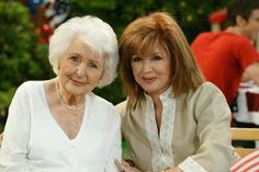 Alice Horton and Maggie  #DOOL