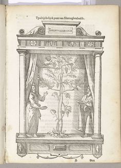 Anonymous | Blazoen van Der Vreuchden Bloeme (Bergen op Zoom), 1561, Anonymous, 1561 - 1562 | Blazoen van Der Vreuchden Bloeme (Bergen op Zoom). Voor het Landjuweel van Antwerpen in 1561.
