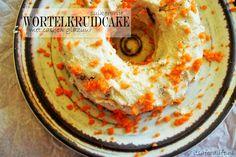 Project Moestuin   suikervrije wortel kruidcake met cashew glazuur