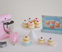 Sweet Petite Play Scale Cupcakes by SweetPetiteShoppe on Etsy, $20.00