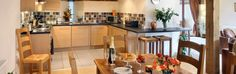 A few of the self food catering homes Norfolk include: Year Tree Home, Kitchen Cottage, and Firkin Home.
