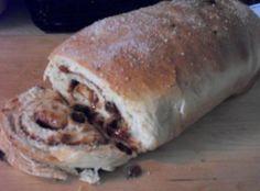 Cinnamon Swirl Raisin Bread-for Bread machine Recipe