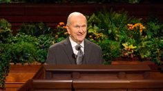 Joy and Spiritual Survival - By President Russell M. Nelson