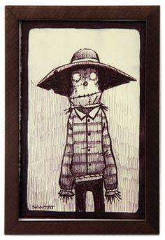 Scarecrow, Dan Santat
