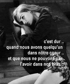 citation tu me manques Jokes Quotes, True Quotes, Miss You, Couple Texts, Tu Me Manques, French Quotes, Some Words, Proverbs, True Stories