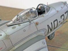 MiG-15 1/72 Scale Model