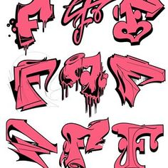 A really difficult one ? Your Favorite 'F' ? —————————… – Graffiti World Graffiti Alphabet Styles, Graffiti Lettering Alphabet, Graffiti Words, Graffiti Pictures, Graffiti Tagging, Graffiti Designs, Graffiti Characters, Graffiti Drawing, Graffiti Styles