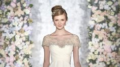 Classic Columns: 10 Beautiful Sheath Wedding Dresses
