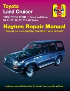 1999 toyota land cruiser owners manual pdf