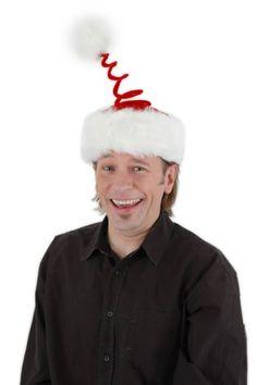 Cool and Unique Santa Hats | Santa hat, Christmas holidays and ...