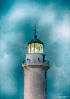 Lighthouse by Konstantinos Ordoumpozanis on 500px