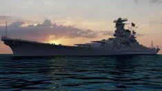 Imperial Japanese Navy Battleship