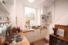 1 bedroom cottage to rent in New Street - Penryn - Rightmove. Property For Rent, Kitchen Cabinets, Cottage, Bedroom, Table, Furniture, Home Decor, Decoration Home, Room Decor