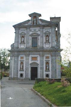 Chiesa di San Pietro a Marchirolo