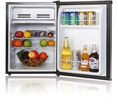 Midea Dorm Fridge with Freezer - 2.8 Cu Ft - Dorm Room Essentials