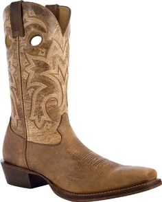 Justin Mens Bent Rail Teak Waxy Cowboy Boots | Teak, Cowboys and ...