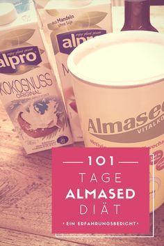 Abnehmen mit Almased: Wie schaut ein Alltag mit einer Almased Diät aus, welche Rezepte gibt es und was ist eigentlich drin in Almased?