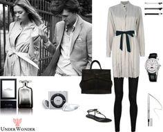 ShopStyle: Grey mood by UnderWonder