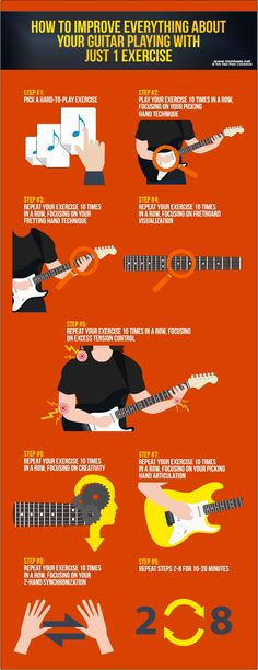Taking Easy Lessons with an Acoustic Guitar Electric Guitar Lessons, Basic Guitar Lessons, Music Lessons, Learn Electric Guitar, Electric Guitar Chords, Music Theory Guitar, Guitar Songs, Easy Guitar, Guitar Tips