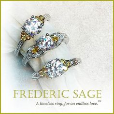 Tag a friend who'd love to be a #SageBride  #FredericSage  #diamonds #yellow #yellowdiamond #yellowdiamonds #sapphire #sapphires #bride #fashion #jewelry #beautiful #instalike #like #love #rings #pic #wow #luxurylife #ring #engagementring #instagood #designer #luxury #engagement #wedding #gold #comment #folllow #like