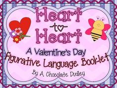 valentine's day idiom worksheet