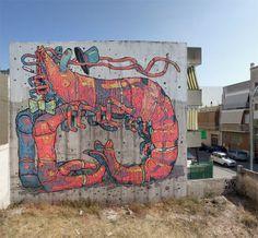 ARYZ / Héroe personal del grafitti
