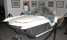 THE ASTRA GNOME IS A CONCEPT CAR DESIGNED BY RICHARD ARBIB. PRODUCED BY THE RICHARD ARBIB COMPANY USING  A  NASH METROPOLITAN AS A BASE. MADE IN 1955, AND PRESENTED AS A PROTOTYPE AT THE NEW YORK INTERNATIONAL CAR SHOW OF 1956.