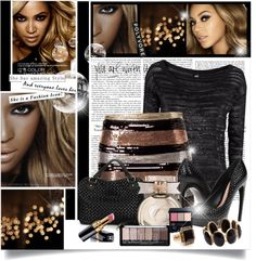 """Beyonce................"" by lolas on Polyvore"